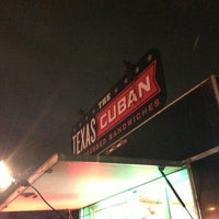 Photo taken at The Texas Cuban by Rhen W. on 3/8/2013