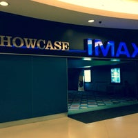 Photo taken at IMAX Theatre Showcase by Oscar U. on 6/20/2013