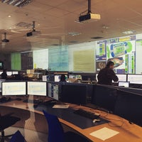 Photo taken at Large Hadron Collider (LHC) by Xavier D. on 2/7/2015
