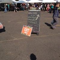 Photo taken at Midtown Farmer's Market by Jessie 'Ernston' Z. on 9/29/2012