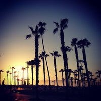 Photo taken at Venice Beach by Damien F. on 5/13/2013