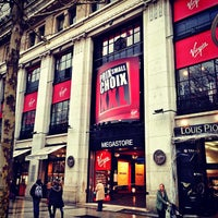 Photo taken at Virgin Megastore by Damien F. on 1/10/2013