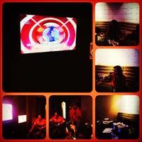 Photo taken at Mist Club by godiane on 12/13/2013