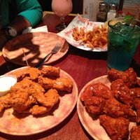Photo taken at Hooters by Alan H. on 4/27/2013