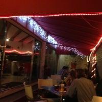 Photo taken at Área Café by Estephania M. on 4/23/2013