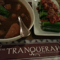 Photo taken at Tranquerah Authentic Malacca by soefira j. on 5/19/2013