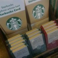 Photo taken at Starbucks by Tlg Z. on 1/18/2013
