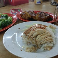 Photo taken at Sam Kee BBQ Place by Dave D. on 3/29/2014