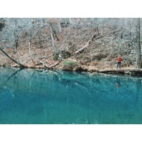 Photo taken at Natural Falls State Park by Brenton L. on 1/22/2015