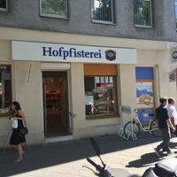 Photo taken at Hofpfisterei by P W. on 8/26/2016