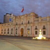 Photo taken at Plaza de la Constitución by María José A. on 12/16/2012