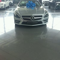 Photo taken at Mercedes-Benz Hermer by Jerry on 5/25/2013