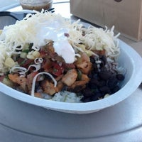 Photo taken at Chipotle Mexican Grill by Daire A. on 3/14/2013