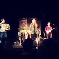 Photo taken at Union Chapel by Derek C. on 11/4/2012