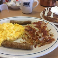 Photo taken at IHOP by Ron J. on 11/26/2015