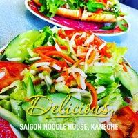 Photo taken at Saigon Noodle House by Tina M. on 4/21/2016