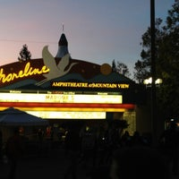 Photo taken at Shoreline Amphitheatre by Ricky C. on 10/3/2013