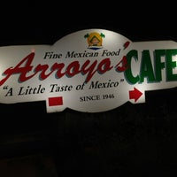 Photo taken at Arroyo's Cafe by Ricky C. on 6/23/2013