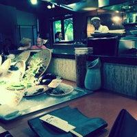 Photo taken at Tei Tei Robata Bar by Ahad R. on 6/28/2014