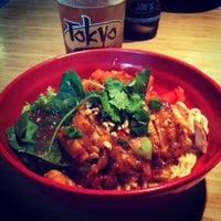 Photo taken at Tokyo Joe's by Reid G. on 9/29/2012