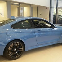 Photo taken at BMW Portland by Eric D. on 1/18/2015