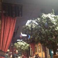 Photo taken at Paymon's Mediterranean Cafe & Hookah Lounge by Allen S. on 2/2/2013