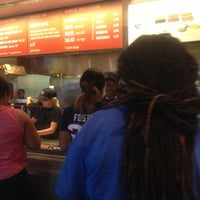 Photo taken at Chipotle Mexican Grill by Octavia C. on 9/9/2013