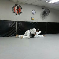 Photo taken at Spartan Jiu Jitsu by Cuperjm B. on 5/21/2015