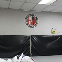 Photo taken at Spartan Jiu Jitsu by Cuperjm B. on 3/31/2015