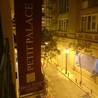 Photo taken at Petit Palace Italia by Mehran G. on 7/2/2014