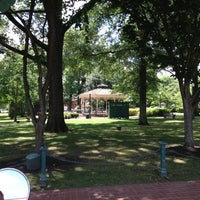 Photo taken at Collierville Town Square / Confederate Park by Philip P. on 6/29/2013