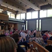 Photo taken at Unitarian Universalist Church Of Arlington by Margaret F. on 5/11/2014