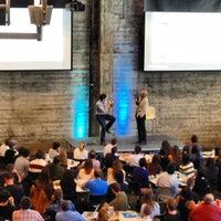 Photo taken at Twitter HQ by Burak B. on 8/21/2013