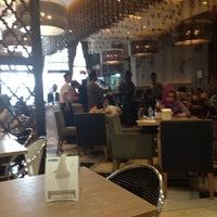 Photo taken at Kafe Betawi by Agung D. on 11/21/2012