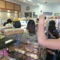 Photo taken at Valerio's Tropical Bakeshop by Don C. on 6/14/2014