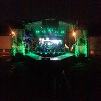 Photo taken at Lapangan Tegalega by Helsa S. on 3/7/2014