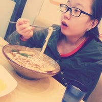 Photo taken at 국수나무 by Gina K. on 10/25/2012