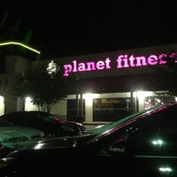 Photo taken at Planet Fitness by Rhys S. on 9/3/2013