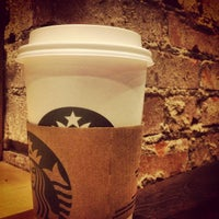 Photo taken at Starbucks by Caleb H. on 10/9/2012