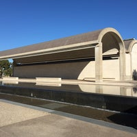 Photo taken at Kimbell Art Museum by Andrew W. on 12/30/2014