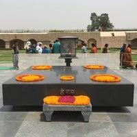 Photo taken at Gandhi Memorial Museum by Marty C. on 6/1/2016
