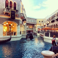 Photo taken at Venetian Resort & Casino by Pera P. on 4/8/2013