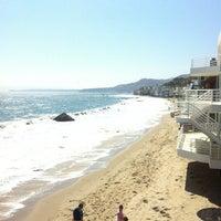 Photo taken at Amarillo Beach by Brian H. on 7/13/2013