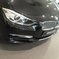Photo taken at BMW Depotter by John M. on 1/3/2013