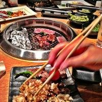 Photo taken at Gyu-Kaku Japanese BBQ by Ibrahim O. on 10/27/2012
