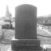 Photo taken at Magnolia Cemetery by Mike D. on 11/21/2012