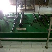 Photo taken at Museum Perjuangan TNI by Diana S. on 2/14/2013
