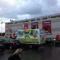 Photo taken at Media Markt by Fabian B. on 12/27/2012