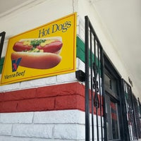 Photo taken at Dazzo's Dog House by George Anthony N. on 6/29/2013