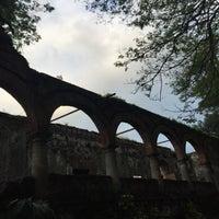 Photo taken at Ex-Hacienda Casasano by Lola D. on 8/2/2016